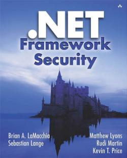 cover of the .NET security book mentioned above